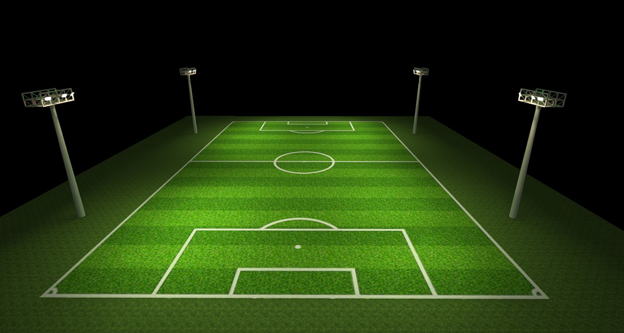 Industralight-LED-Lighting-Main-Soccer-field-100-lx