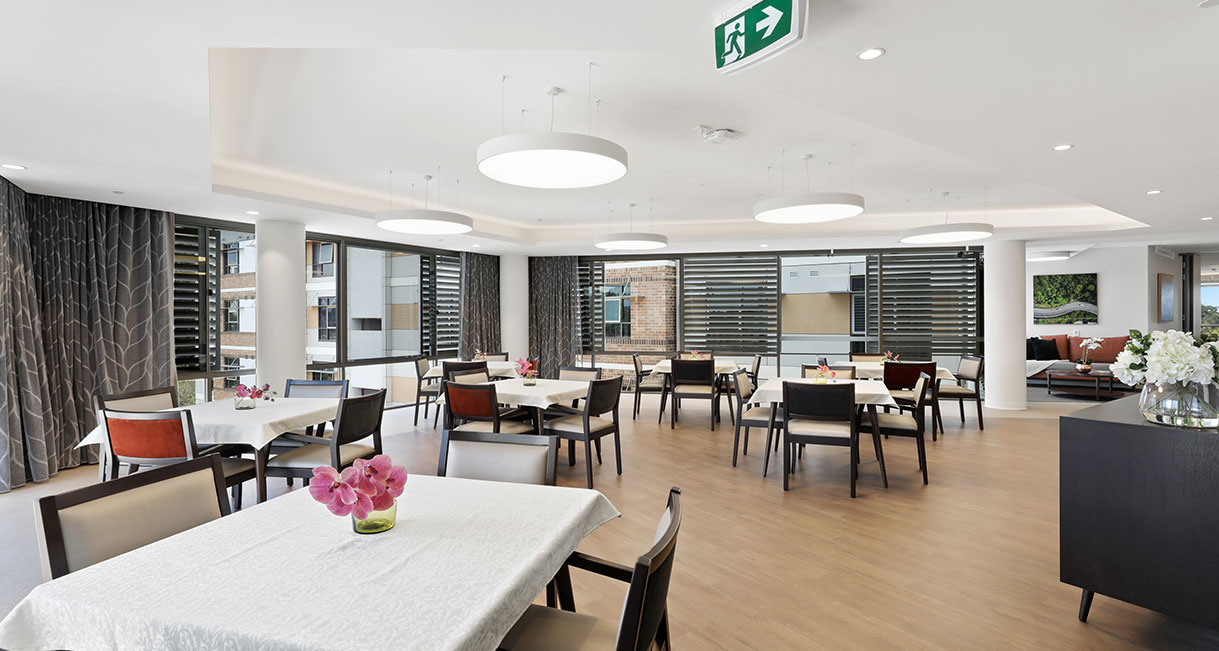 Industralight-LED-Lighting-Opal_Aged_Care_Blacktown_High_Party-room